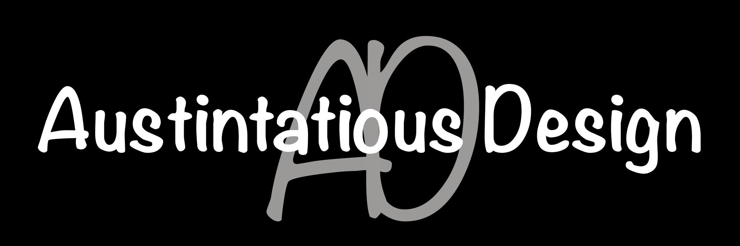 austintatious-design-white-on-black-logo